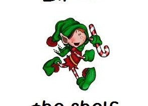 Elf on the shelf: