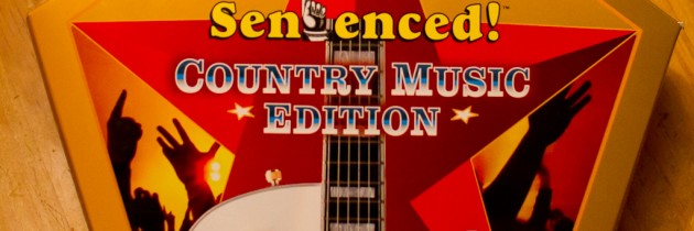 You've been Sentenced Country Music Edition Review and Giveaway!