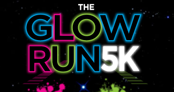 Glow run my second 5K