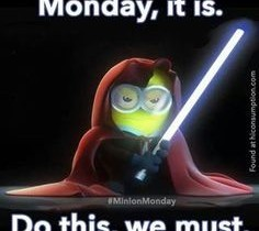 Make Me Laugh Monday Star Wars