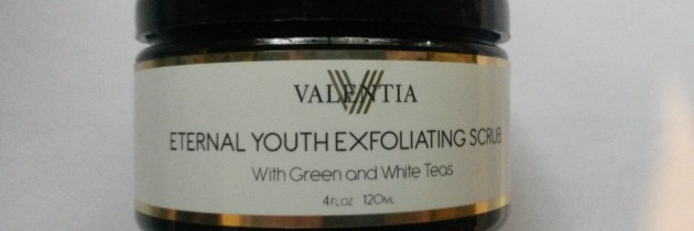 Eternal Youth Exfoliating Scrub Review