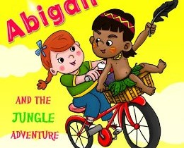 Abigail and the Jungle Adventure (Book Review)