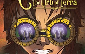 The Orb of Terra (The Jupiter Chronicles Book 3)